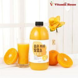 좋은하루 발효초 오렌지 1통(1000ml) 현미식초