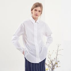 BUTTON POINT WHTE SHIRTS