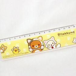 일본 리락쿠마 네코 시즌2 15cm 막대자