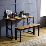 K3 스틸 1200 슬림테이블 책상 2인용세트(K3-412A)