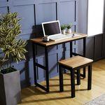 K3 스틸 800 슬림테이블 책상 1인용세트(K3-48)