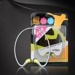 [TDK] 티디케이 CLEF-A TH-SB22YG 스포츠 이어폰