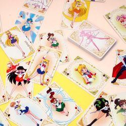 트럼프 Sailormoon