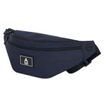 Basic Waist Bag (navy)