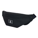 Basic Waist Bag (black)
