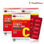 (L.C)트리플러스 비타민C1000 3박스(90정)