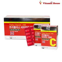 [쇼핑백증정] (L.C)트리플러스 비타민C1000 6박스 세트