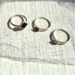Vintage mix 3sets ring