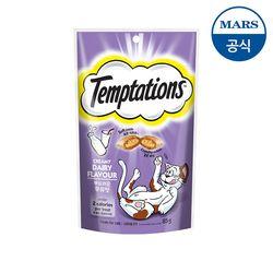 템테이션 부드러운 우유맛 85g