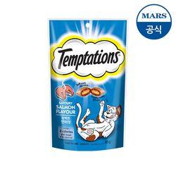 템테이션 담백한 연어맛 85g