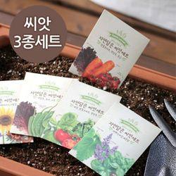 자연담은 씨앗3종세트12종