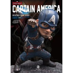 Beastkingdom 정품 에그어택 시빌워 캡틴아메리카 스
