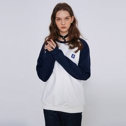 2F  LOW RAGLAN MTM [navy]