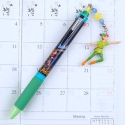 하늘을 날으는 피터팬 이어독캡 3색펜