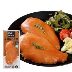 잇메이트 훈제 닭가슴살 100gX100팩(10kg)