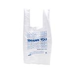 Thank You Tote BLUE