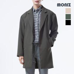 [모니즈] 와플 하프 코트 CTM211