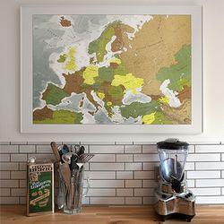 Europe Map (유럽맵 Ver.1)