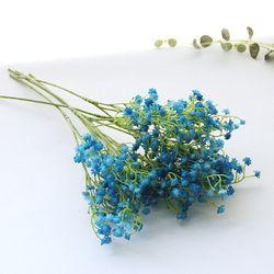 안개꽃부쉬-2color