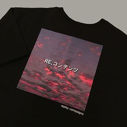blackreplay campaigns tee (pink)