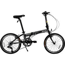 블루 크로노 M18 20인치 18단 접이식 자전거