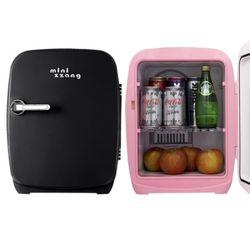 [B급상품] 14리터 미니냉온장고 화장품냉장고-핑크