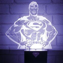 슈퍼맨 히어로 무드등 PP2997DC