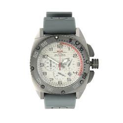 [MTM] 티타늄 그레이 페트리어트 시계 (TAN 다이얼)