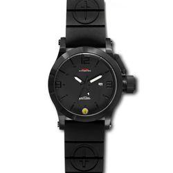 [MTM] 블랙 하이퍼테크 시계 (블랙)
