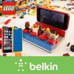 벨킨 아이폰 6플러스 6s+ 레고 빌더 케이스 F8W649bt