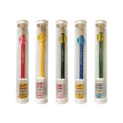 그립 전자동연필 세트 (노랑)
