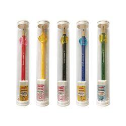 그립 전자동연필 세트 (검정)