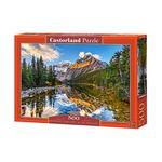 500조각 직소퍼즐 - 록키산맥의 아침 풍경 (LD52455)