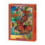 1000조각 직소퍼즐 - 나비들의 천국 (LD103492)