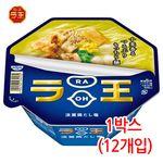 닛신 라오 시오라멘 소금맛 1박스(12개입)