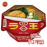 닛신 라오 쇼유라멘 간장맛 1박스(12개입)