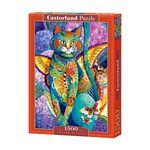 1500조각 미니퍼즐 - 고양이 축제 (LD151448)
