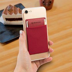 신지파우치 플랩 교통카드 핸드폰케이스