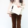 [CAMINO STREET] Clutch bag (Beige)
