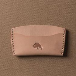 No.3 Wallet - Natural