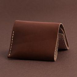 No.4 Wallet - Cognac