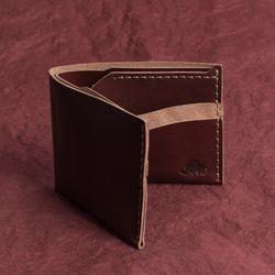 No.6 Wallet - Burgundy