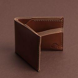 No.6 Wallet - Cognac