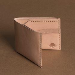 No.6 Wallet - Natural