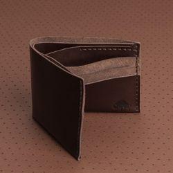 No.8 Wallet - Brown
