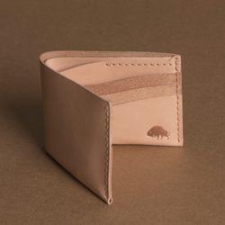 No.8 Wallet - Natural