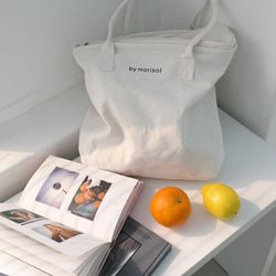 Morisot canvas bag