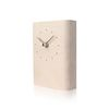 SQUARE CLOCK - Beech