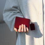 로이드Rd 레드(여성용반지갑)