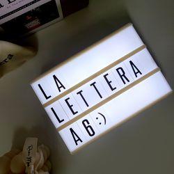 한 손에 쏘옥 더 귀엽고 간편해진 라레테라 A6